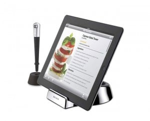 Belkin iPad Chefs Cooking Dock And Kitchen Mounts Unveiled