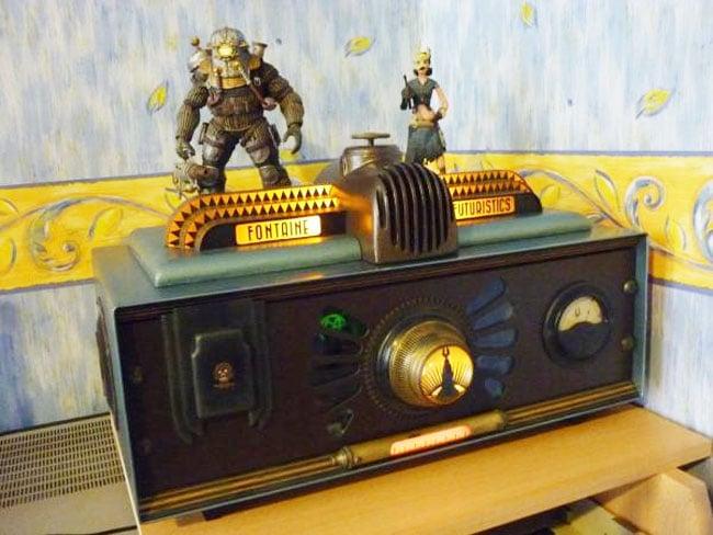 BioShock PC Case mod