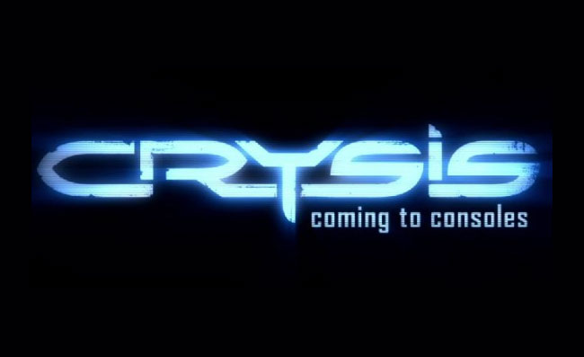 Crysis On Console