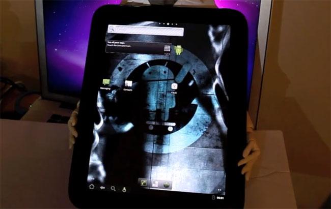 Cyanogen Mod 7 HP TouchPad