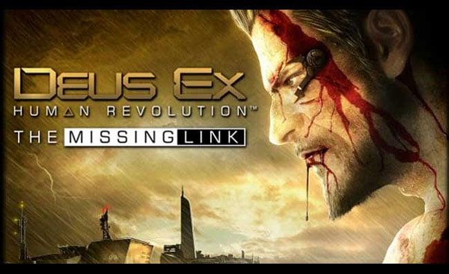 Deus Ex Missing Link DLC