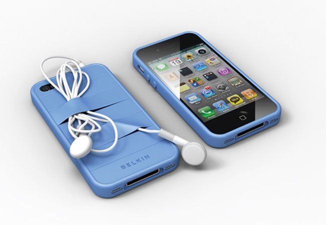 Elasty iPhone 4 Case Is A Cool Design