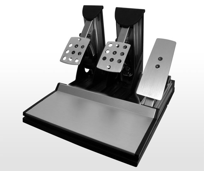 Fanatec CSR Elite Wheel Pedals