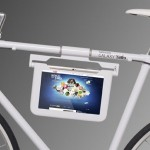 Galaxy Tab tablet bicycle mount