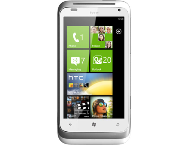 HTC Radar Windows Phone Mango Smartphone Headed To Orange UK