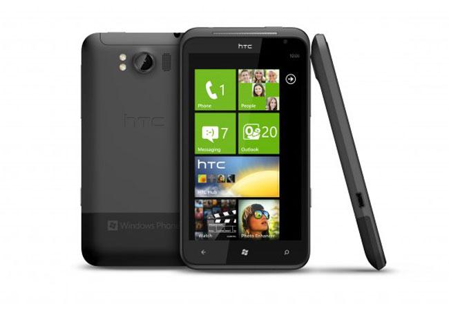 Sửa mất nguồn HTC Titan 1, Titan 2