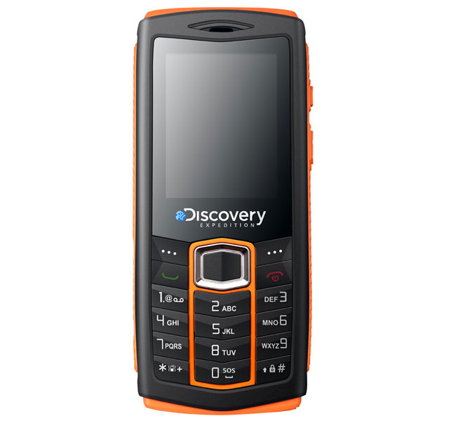 Huawei Discovery Expedition Mobile Phone Announced