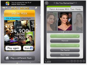 Test Your Movie Knowledge With IMDB's New iOS Trivia Game