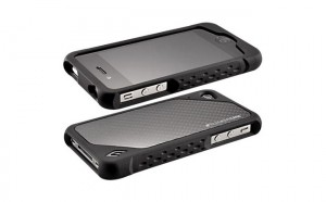 RadTech Carbon Fiber, Kevlar And Aluminium Element iPhone 4 Cases
