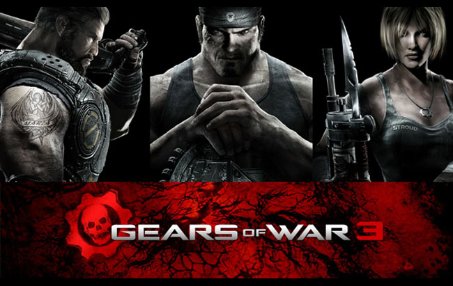 Ice T Unboxes Gears of War 3 Limited Edition