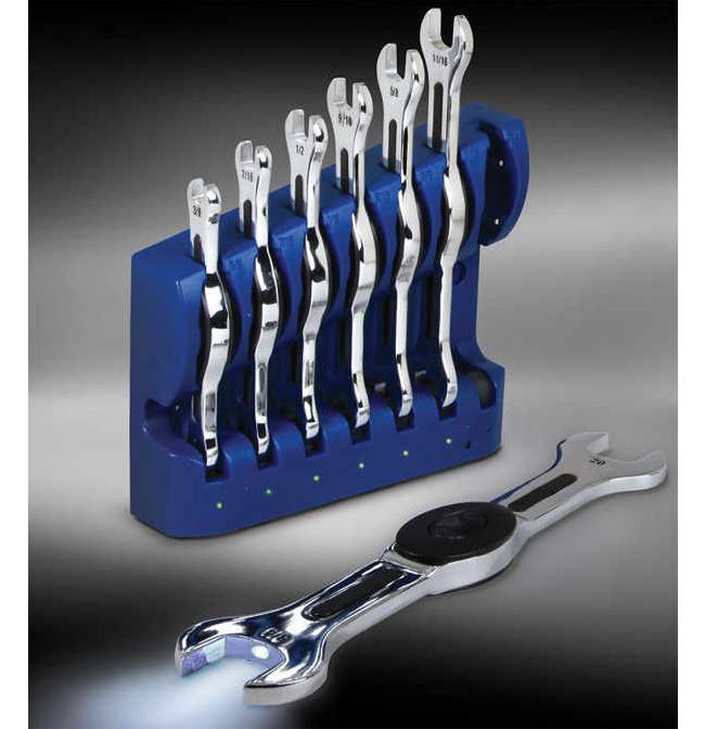 Illuminated Wrenches