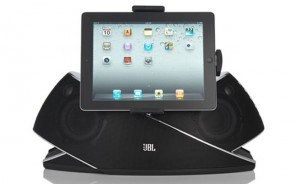 JBL OnBeat Xtreme iPad And iPhone Speaker Dock Announced