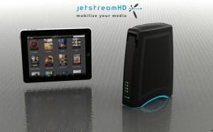 JetStreamHD iPad Media Streamer Launched (video)