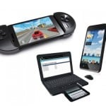 KT Android Spider Concept Combines Phone, Handheld, Tablet And Laptop (video)