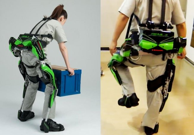 Kawasaki Power Assist Robot Suit