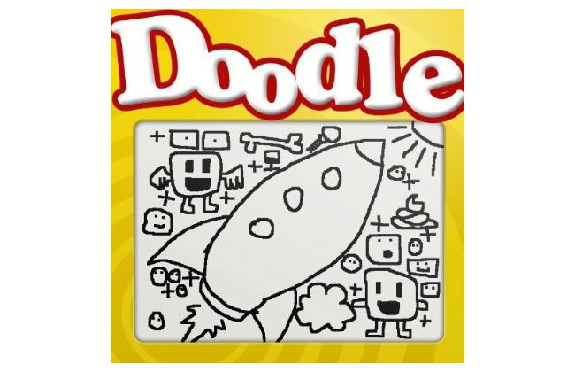 Kindle Doodle