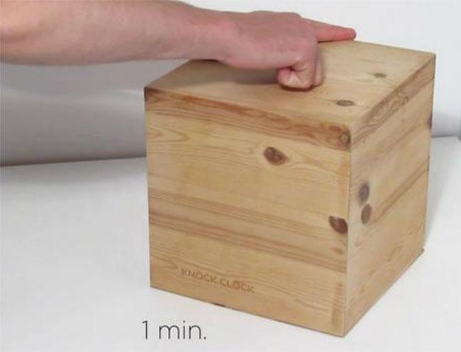 Knock Clock