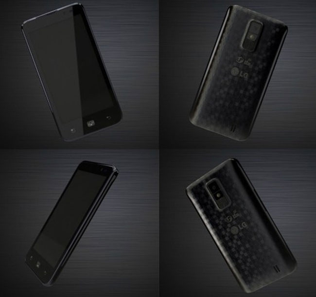 LG LU6200 Android Smartphone