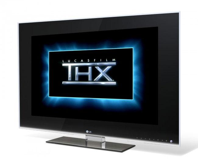 LG LW9800 3D HDTV