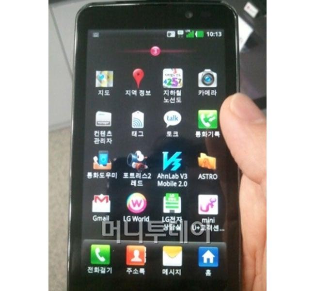 LG Optimus LTE LU6200