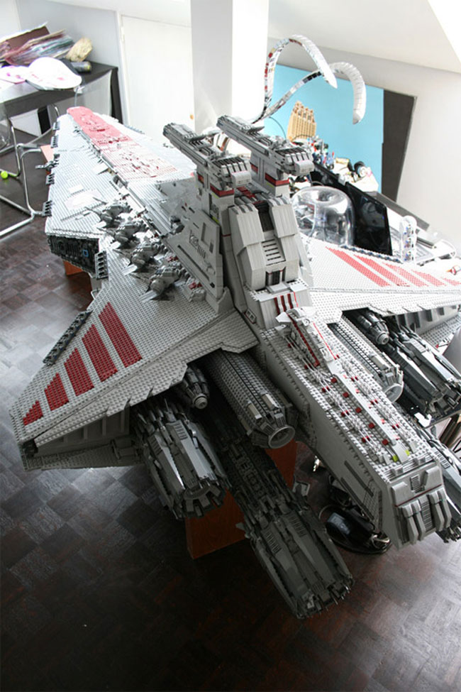 lego republic star destroyer - photo #15