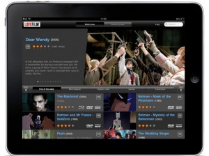 LoveFilm iPad App Launched, Makes Streaming Movies Easy