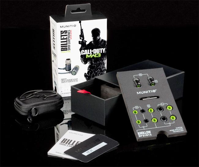 MW3 Earbuds