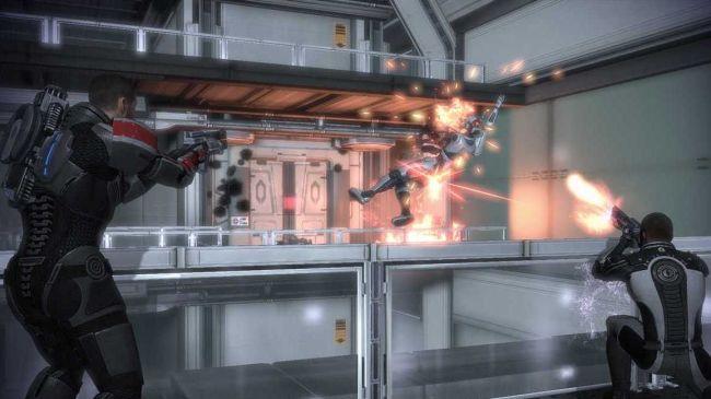 Mass Effect Action