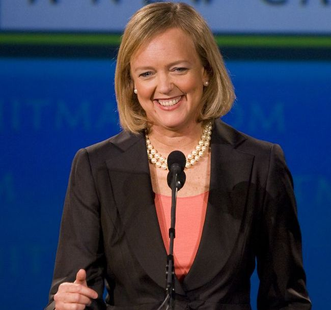 Meg Whitman CEO