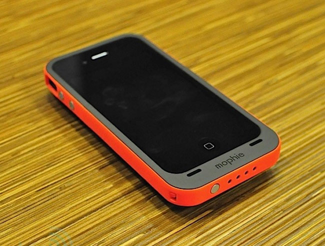 Mophie Juice Pack Plus Outdoor Edition