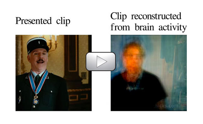 Movies From Our Mind Created Using Brain Activity