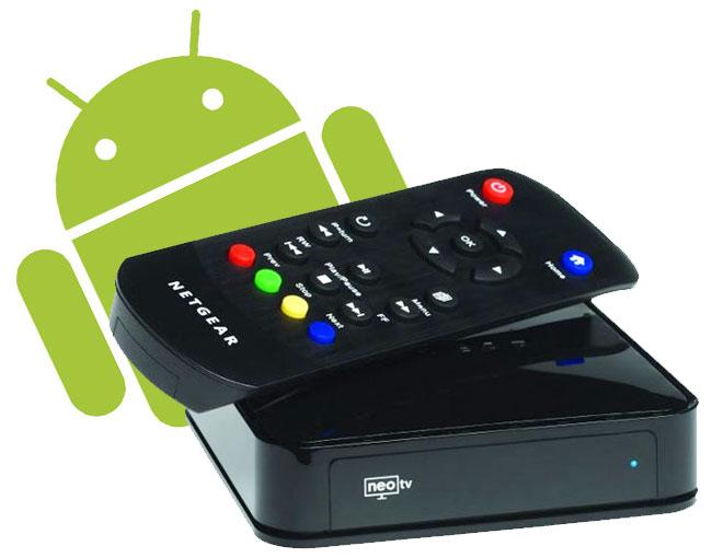 Netgear Google TV