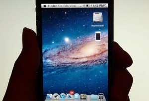 OS X Lion Ultimatum iPhone Theme Looks Awesome (Video)