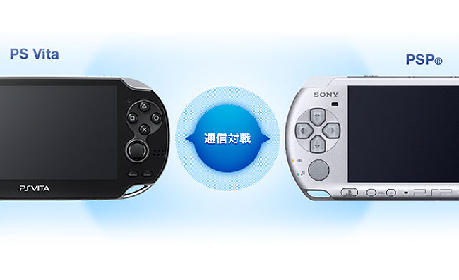 Sony Psp Games To Play : Sony psp and ps vita can communicate via ad hoc mode