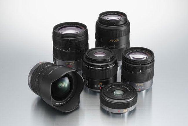 Panasonic Releases G-Series Lens Firmware Update