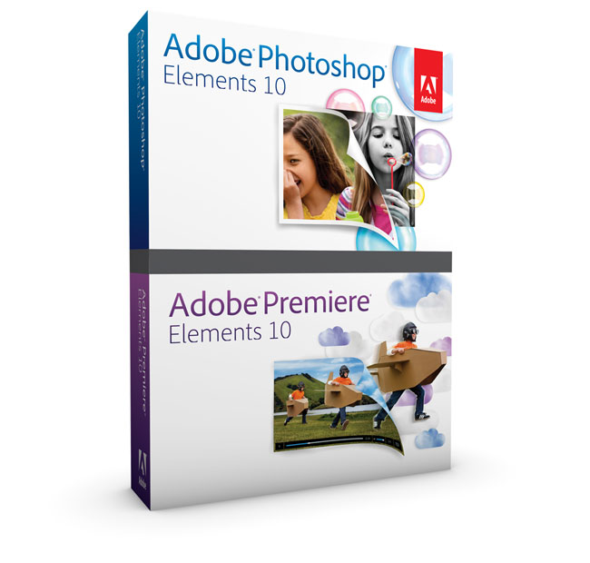 Photoshop Elements 10 And Premiere Elements 10