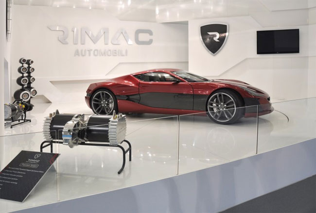 Rimac Concept_One Electric Supercar