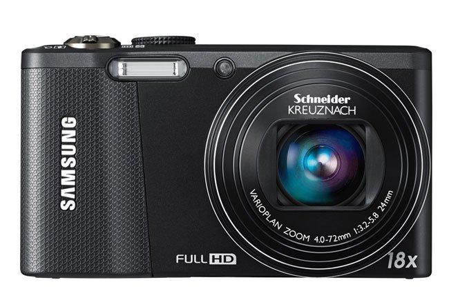 Samsung WB570 Superzoom Compact Camera