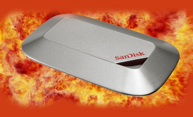 SanDisk Memory Vault
