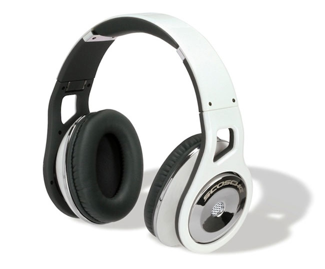 Scosche REALM series headphones