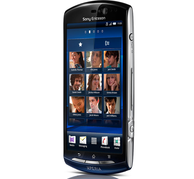 Sony Ericsson Xperia Neo Android 2.3.4 Update