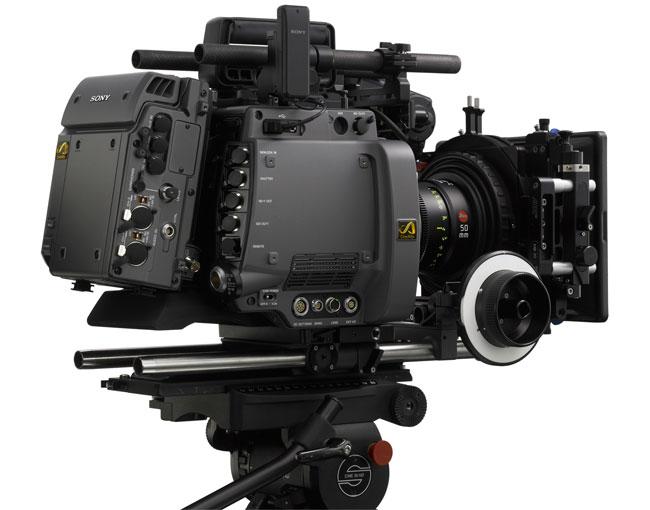 Sony F65 Cinealta Movie Camera