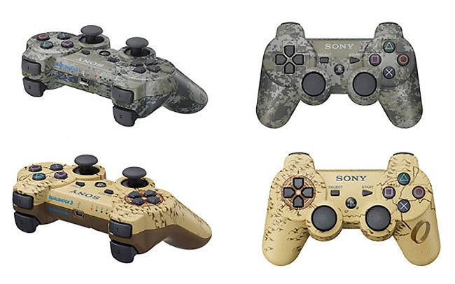 Sony PS3 Controllers