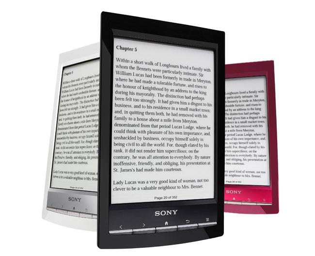 Sony Reader PRS T1