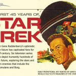 Star Trek Over The Last 45 Years (Infographic)