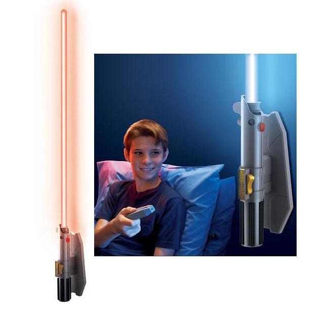 Star Wars Lightsaber Room Light