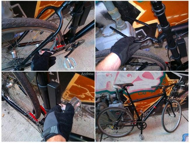 StayLocked Bike Lock