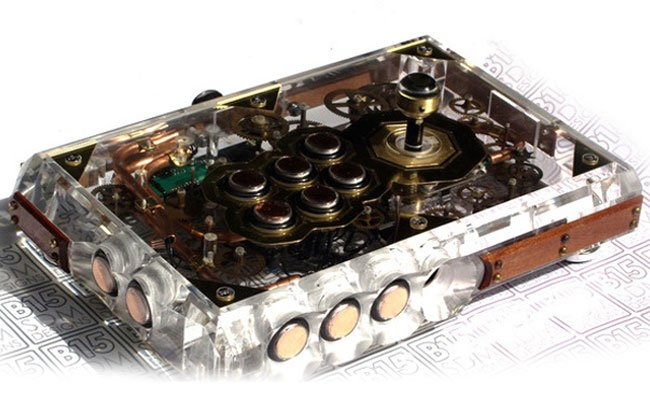 Steampunk Fight Stick