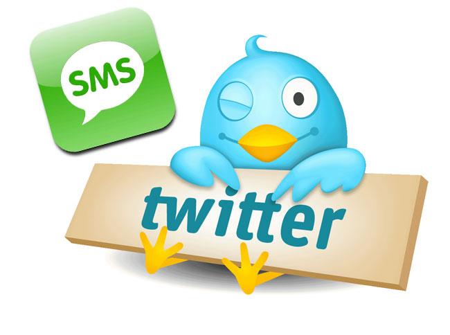 Twitter SMS Photos