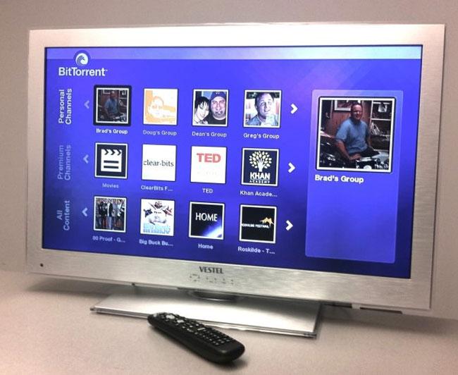 Vestal BitTorrent Certified TV